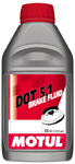 Motul DOT 5.1 1/2 Liter 0.5-liter - Case of 12