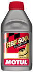 Motul RBF 600 Racing DOT 4 1/2 LITER 0.5-liter - Case of 12