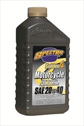 Spectro Golden 4 Semi Synthetic 20w40 1-L - Case of 12